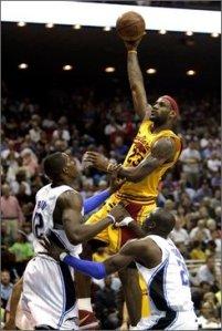 Cavaliers Magic Basketball