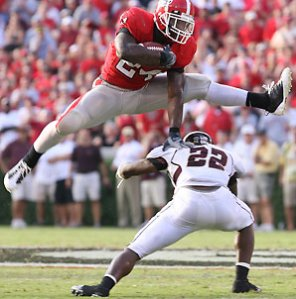 Knowshon Moreno Team : Denver Broncos Position : Running Back