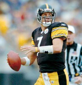 Ben Rothelisberger - Pittsburgh Steelers