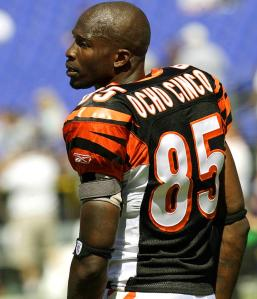 "Chad ""Ochocino"" Johnson - Cincinnati Bengals"