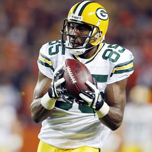 Greg Jennings - Green Bay Packers