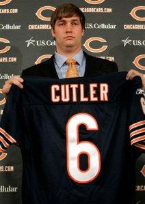 Jay Cutler - Chicago Bears