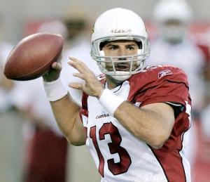 Kurt Warner - Arizona Cardinals