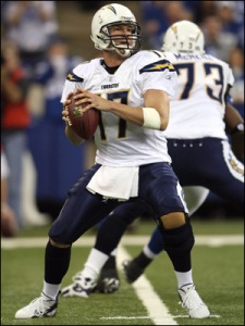 Philip Rivers - San Diego Chargers